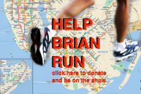 Click here to donate to Brian's fundraising campaign!